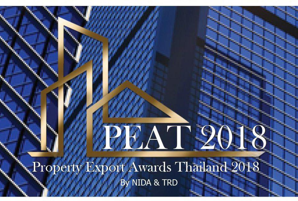 Property Export Awards Thailand 2018